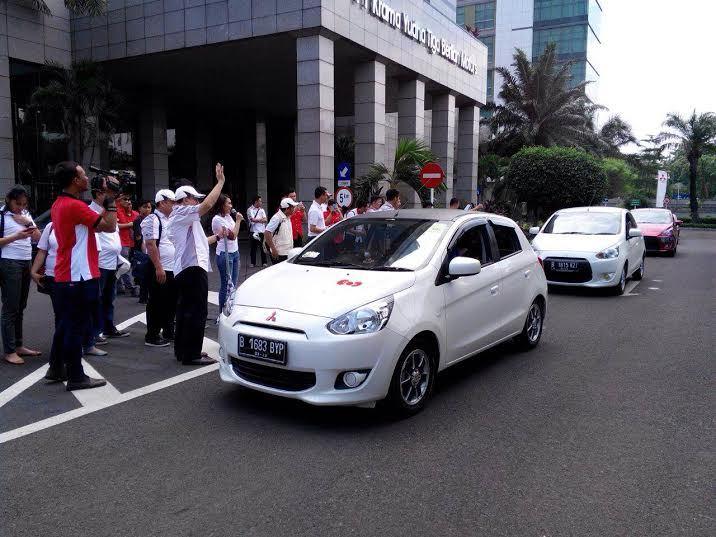 Penjualan Moncer, Inden Mitsubishi Mirage Bisa Sampai Dua Bulan