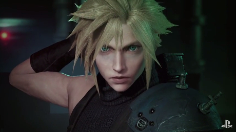 Developer Naruto Bantu Final Fantasy VII Remake
