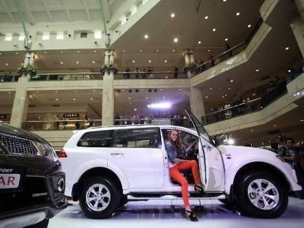 Mitsubishi: Stok Pajero Sport Lama Masih Ada