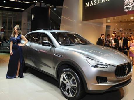 Maserati: SUV Levante Penting untuk Masa Depan