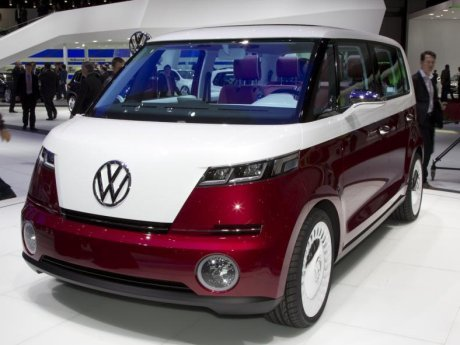 Generasi Baru VW Combi Bertenaga Listrik Diperkenalkan Awal 2016?