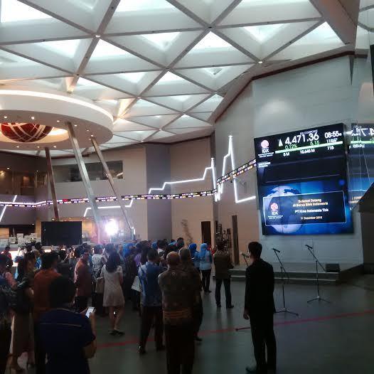 Saham Perdana Kino Naik 11% ke Rp 4.250