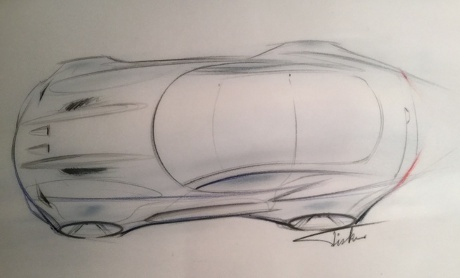 Henrik Fisker Siap Kenalkan Desain Mobil Sport Terbaru