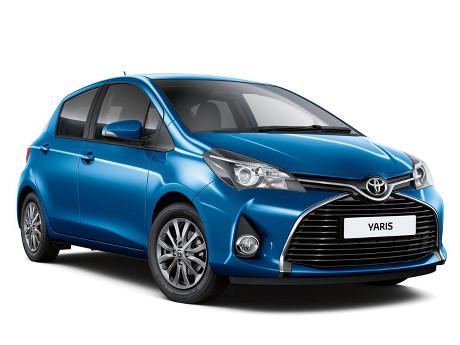 Toyota Segarkan Hatchback Yaris