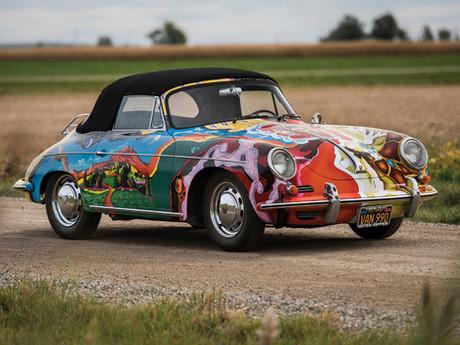 Porsche Janis Joplin Dijual Selangit