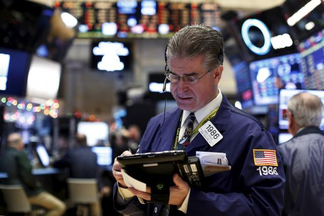 Wall Street Menguat Jelang Pertemuan The Fed