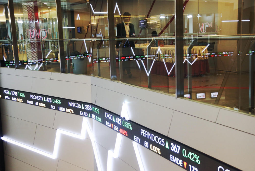 IHSG Kompak Menguat Bersama Pasar Saham Asia