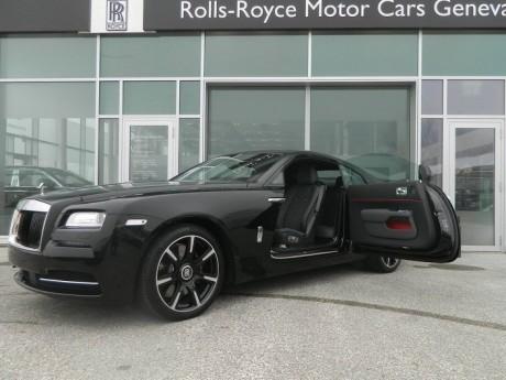 Edisi Khusus Rolls-Royce Wraith Ini Hanya Dibuat 25 Unit