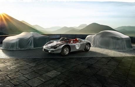 Ini Mesin Terbaru Porsche 718 Boxster dan Cayman