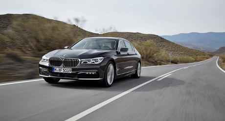 BMW Siapkan Varian M Seri 7?