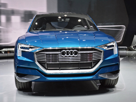 Audi Ingin Tampilkan Mobil Hidrogen pada Januari 2016?