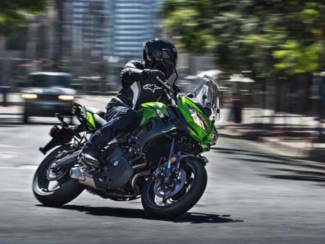 Bulan Depan, Kawasaki India Luncurkan Versys 650 ABS