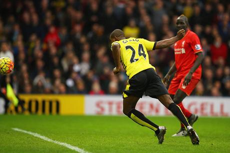 Kembali takluk, Liverpool gagal raih 3 poin dari kandang Watford