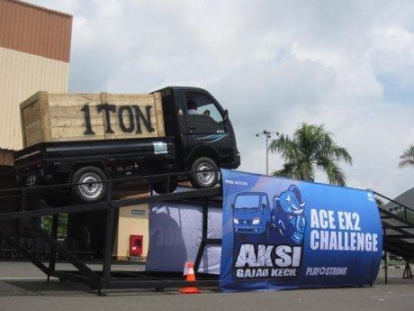 Begini Cara Tata Motor Indonesia Unjuk Keunggulan Produk
