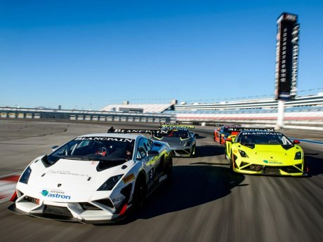 Lamborghini Buka Program Kursus Mengemudi