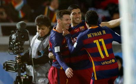 Torehan Luar Biasa Barcelona di Piala Dunia Antar Club