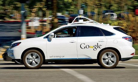 Ford Ingin Gandeng Google Bikin Mobil Tanpa Sopir