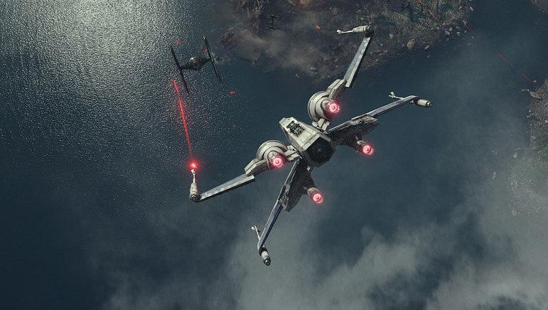 Star Wars Tayang Perdana, Saham Disney Melesat 2%