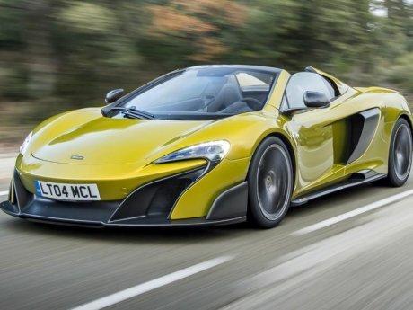Baru Diluncurkan, 500 McLaren 675LT Spider Ini Habis Terpesan
