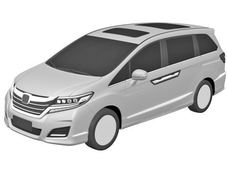 Inikah Generasi Penerus Honda Odyssey?
