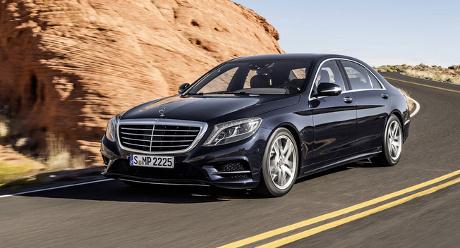 Mercedes-Benz Tarik S550 Hybrid dan E350