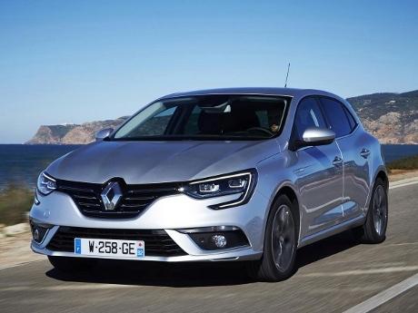 Renault Tawarkan Varian Sedan di Jajaran Generasi Terbaru Megane