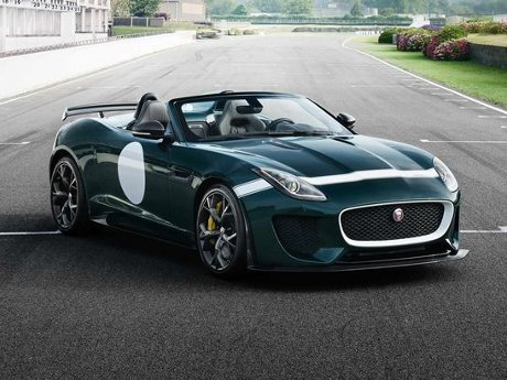 Jaguar F-TYPE Project 7 Jadi Koleksi Baru Beckham