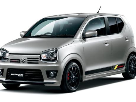Suzuki Alto Works, Mobil Mungil Suzuki yang Lebih Ngebut