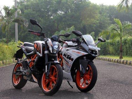 Dua Model KTM Ini