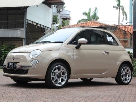 Fiat Siap Kenalkan Adik 500?