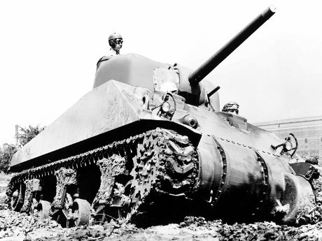 Ternyata Chrysler Pernah Buat Tank Perang