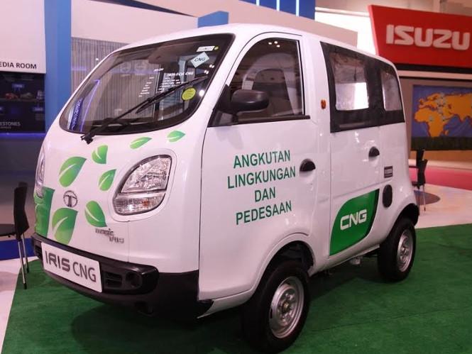 Tata Tunda Penjualan Kendaraan Pedesaan di Indonesia