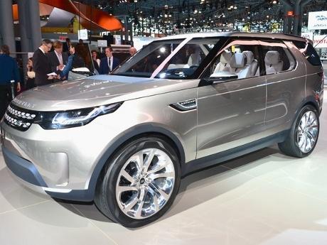 Cantiknya Generasi Kelima Land Rover Discovery