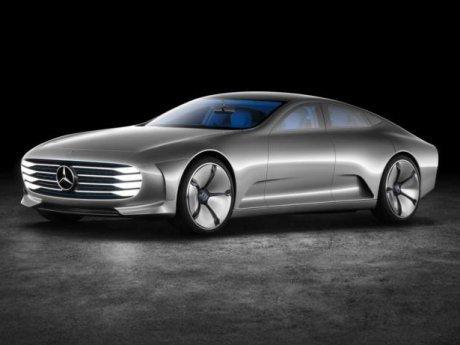 Mercy Siapkan Platform Baru Empat Mobil Listrik Anyar