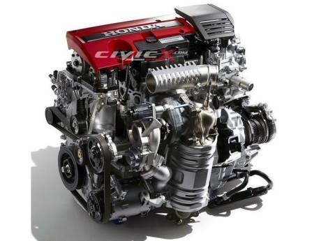 Inikah Mesin Baru untuk Honda Civic Si?