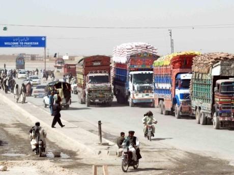Truk Asal China Lebih Populer di Pakistan, Ini Alasannya