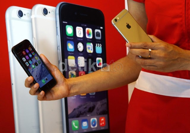 Apple Usung Teknologi Layar Baru di iPhone 8