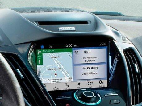 Fitur Ford Sync3 Kini Gunakan Apple CarPlay dan Android