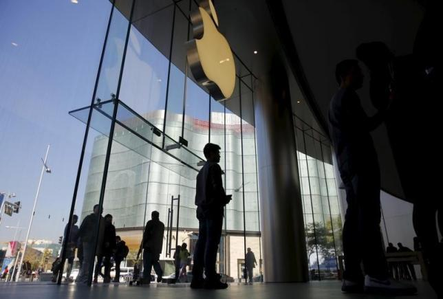 iPhone Melesu, Saham Apple Turun ke Bawah US$ 100/Lembar
