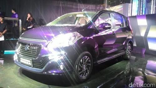 Suzuki Ertiga Dreza Dibanderol Mulai Rp 229,5 juta