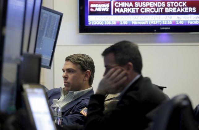 Wall Street Makin Jeblok, Jatuh Hingga 3%