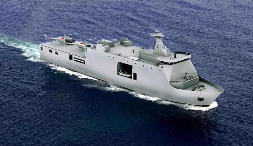 KERENNN!!! RI Ekspor Kapal Perang Canggih Pertama ke Filipina Mulai Juni 2016