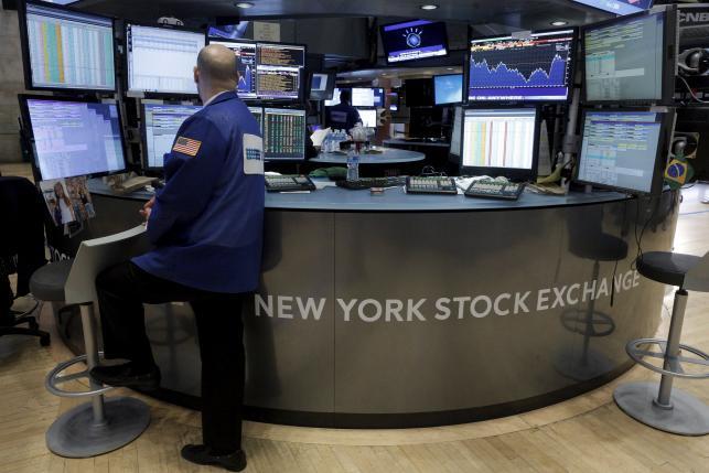 Wall Street Positif, Naik Hingga 1%