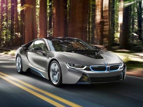 Peranti Stability Control Bermasalah, Beberapa BMW i8 Ditarik
