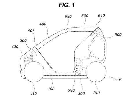 Hyundai Patenkan Rancangan Mobil yang Bisa Berubah Bentuk?