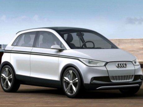 Audi Pesaing Fiat 500 Mulai Dijual 2019 ?