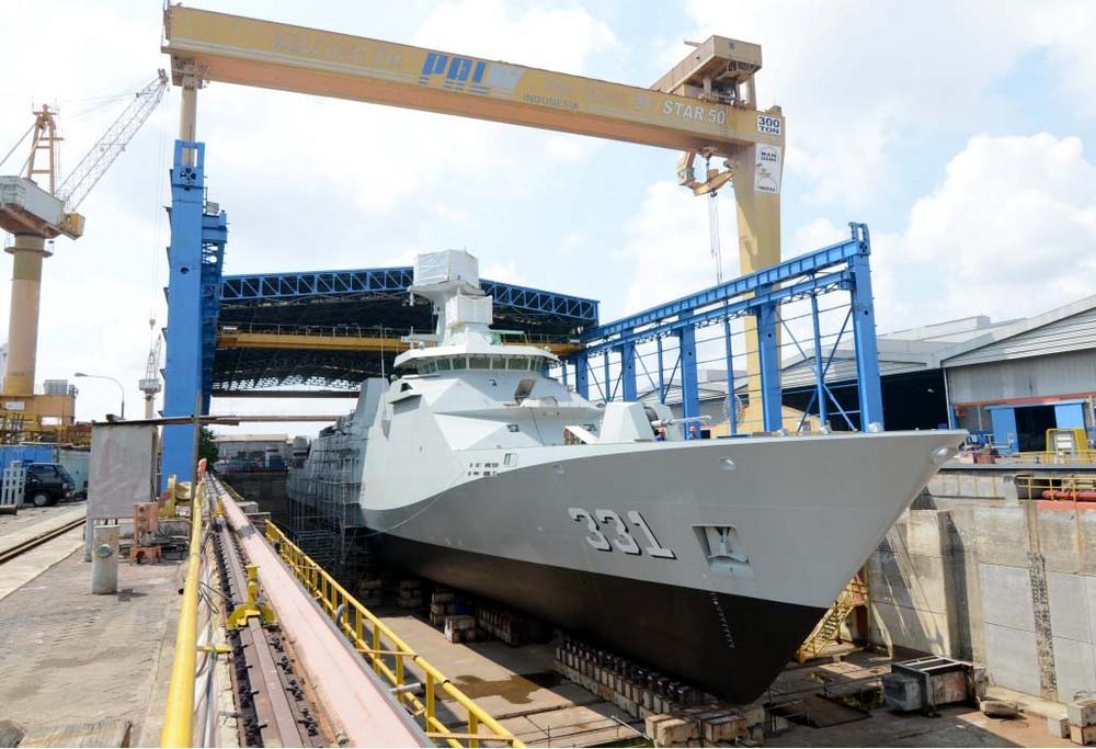 RI Bisa Bikin Kapal Perang Canggih, Ini Kata Rizal Ramli