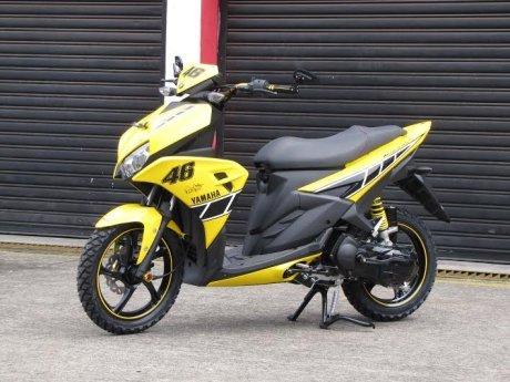 Yamaha Indonesia Pelajari Ekspor Aerox 125LC