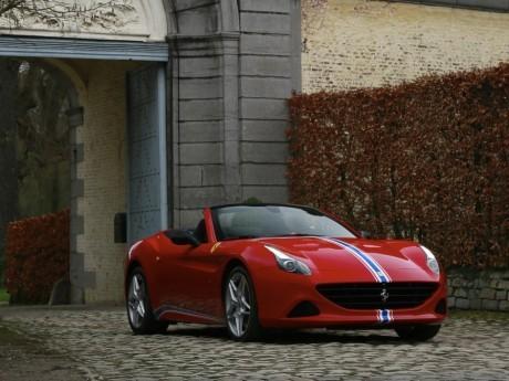 Begini Jika Ferrari California T Berdandan ala Model 458 GT3