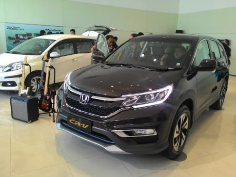 Ini Ubahan New Honda Mobilio dan CR-V